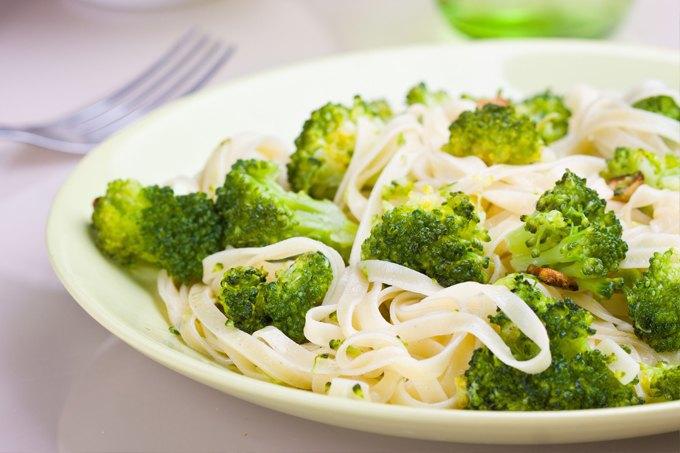 Пусть всегда будет паста:  10 вегетарианских рецептов . Изображение № 1.
