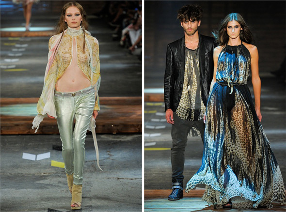 Показы Milan Fashion Week SS 2012: День 4. Изображение № 14.