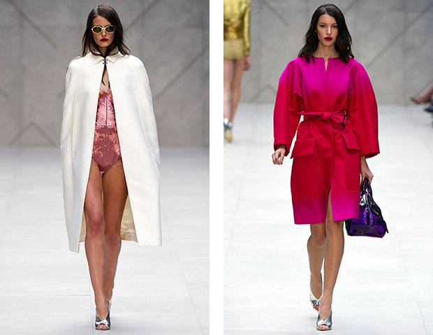 Неделя моды в Лондоне: Показы Burberry Prorsum, Christopher Kane, Mark Fast и Erdem. Изображение № 1.
