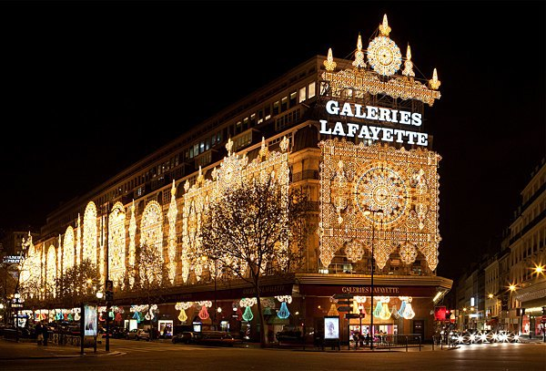 В Москве откроется Galeries Lafayette. Изображение № 1.