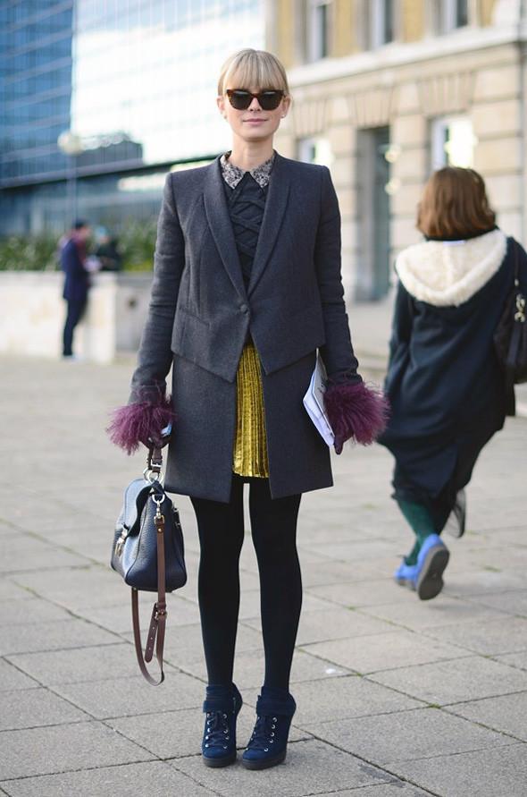 Неделя моды в Лондоне. Изображение № 52.