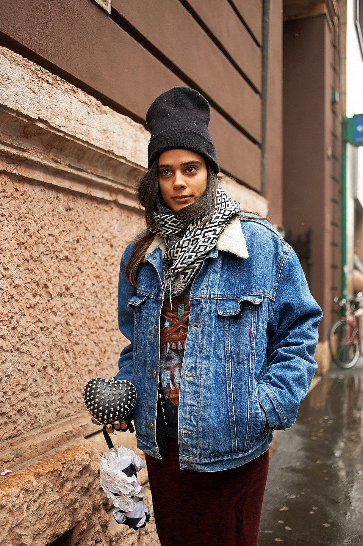 Стритстайл: Неделя моды в Милане,  часть II. Изображение № 26.