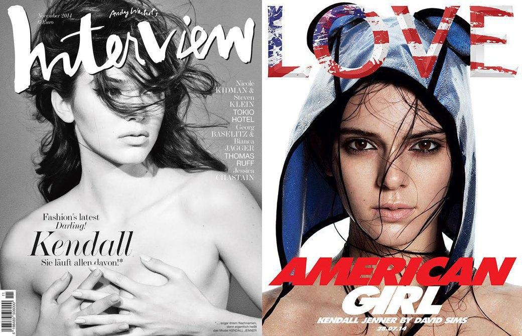 Как и почему Кендалл Дженнер стала главной моделью года. Изображение № 2.