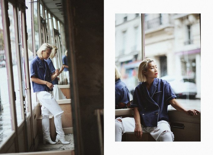 Ksenia Schnaider выпустила новую кампанию с участием блогеров. Изображение № 7.