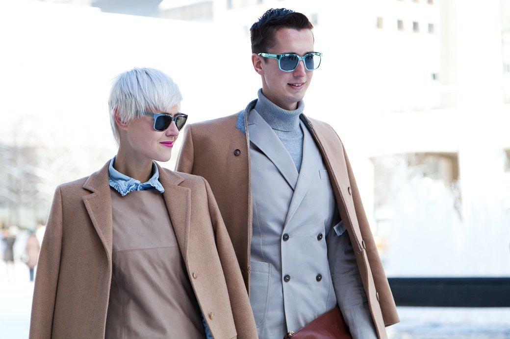 Неделя моды в Нью-Йорке,  часть II. Изображение № 2.