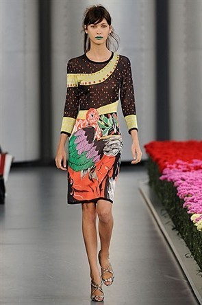 London Fashion Week: Christopher Kane и Mary Katrantzou. Изображение № 14.