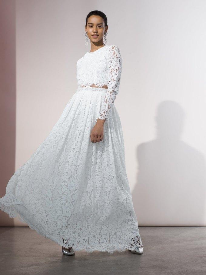 ASOS представили новую свадебную коллекцию. Изображение № 2.