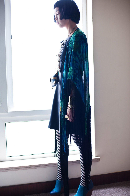 Авиви Вонг, фэшн-дизайнер из Шанхая. Изображение № 27.