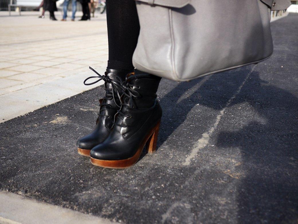 Гости Недели моды в Барселоне. Изображение № 4.