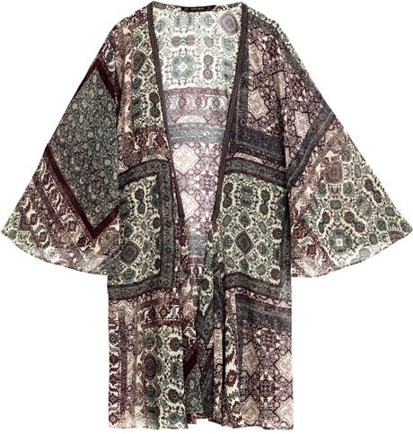 И пальто, и платье:  10 лёгких халатов на лето. Изображение № 8.