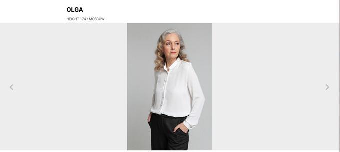 У проекта «Олдушка» появилось агентство пожилых моделей . Изображение № 2.