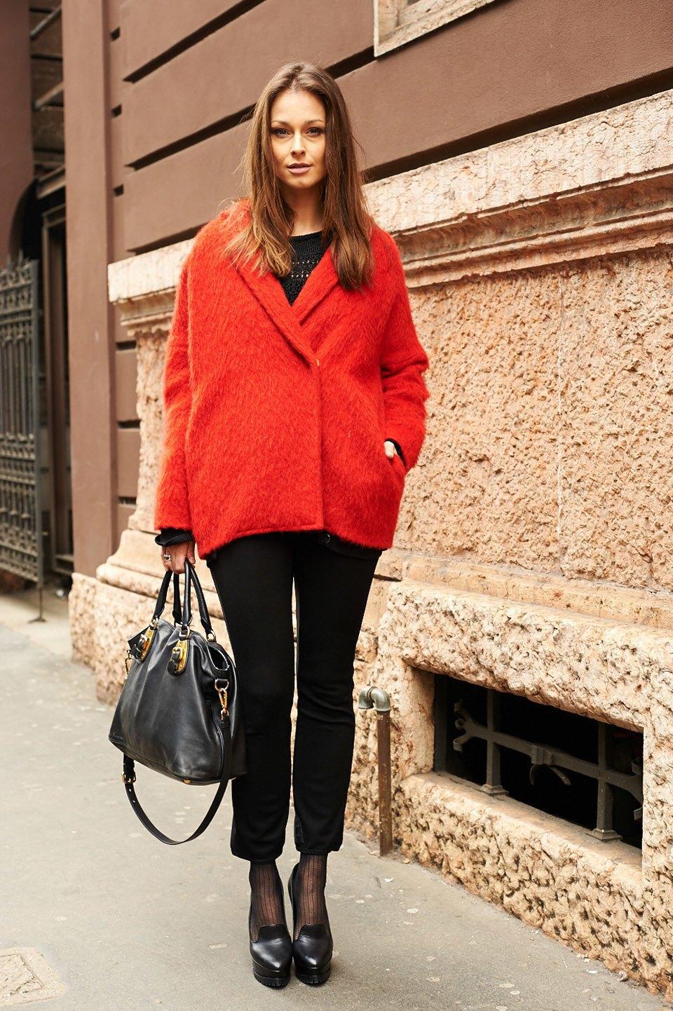 Стритстайл:  Неделя моды в Милане,  часть I. Изображение № 29.