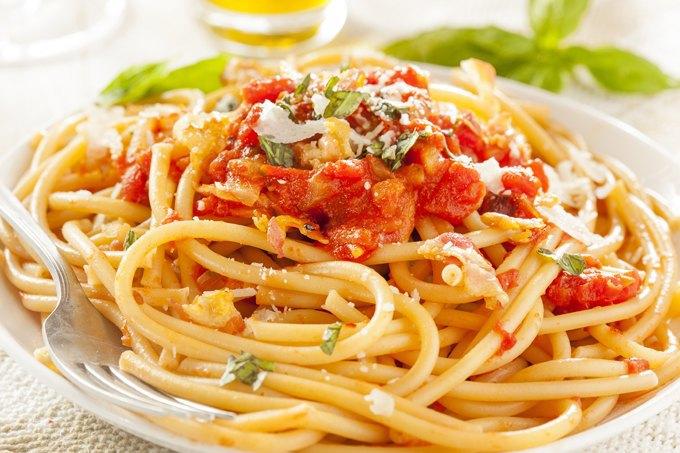Пусть всегда будет паста:  10 вегетарианских рецептов . Изображение № 5.