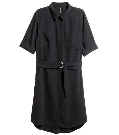 Надел и пошёл: 10 платьев-рубашек от простых до роскошных. Изображение № 7.