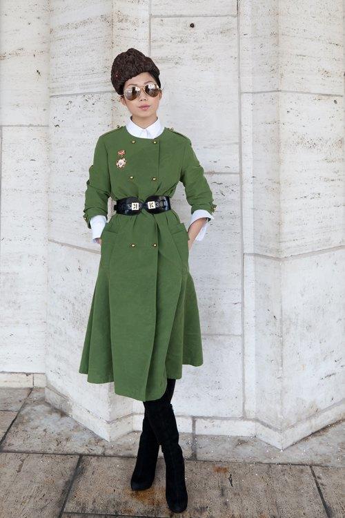 Неделя моды в Нью-Йорке,  часть I. Изображение № 4.