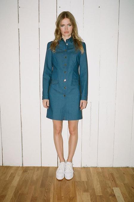 Пижамы, комбинации и халаты в новой коллекции Walk of Shame. Изображение № 27.