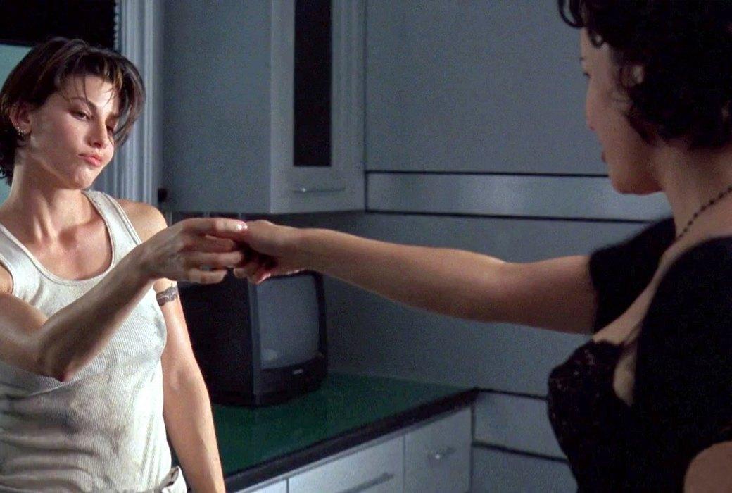 Кадр из фильма «Связь», 1996. Изображение № 4.