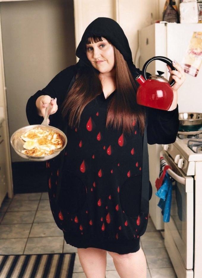 Бет Дитто представила новую коллекцию одежды плюс-сайз. Изображение № 12.