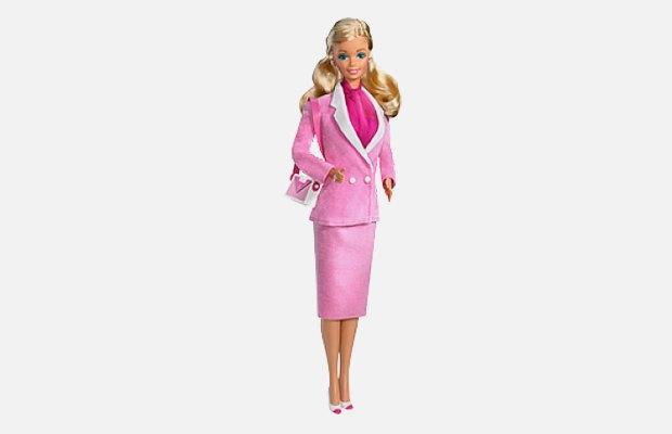 Карьерный рост:  Главные профессии Барби за 55 лет. Изображение № 17.