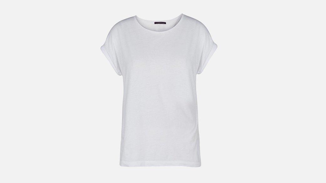 10 красивых  белых футболок. Изображение № 10.
