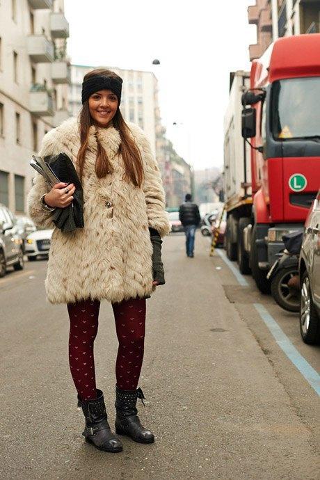 Стритстайл:  Неделя моды в Милане,  часть I. Изображение № 18.