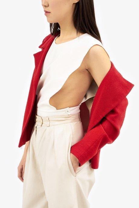 Cтарший редактор моды Glamour Иляна Эрднеева о любимых нарядах. Изображение № 7.