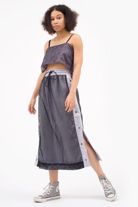 Стилист и модель Марьям Фитч о любимых нарядах. Изображение № 4.