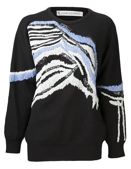10 красивых и теплых свитеров в подарок. Изображение № 3.