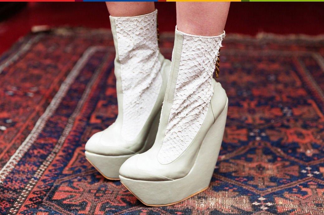 Психоделия: Дизайнер обуви Джорджи Би и ее коллекция винтажа. Изображение № 27.