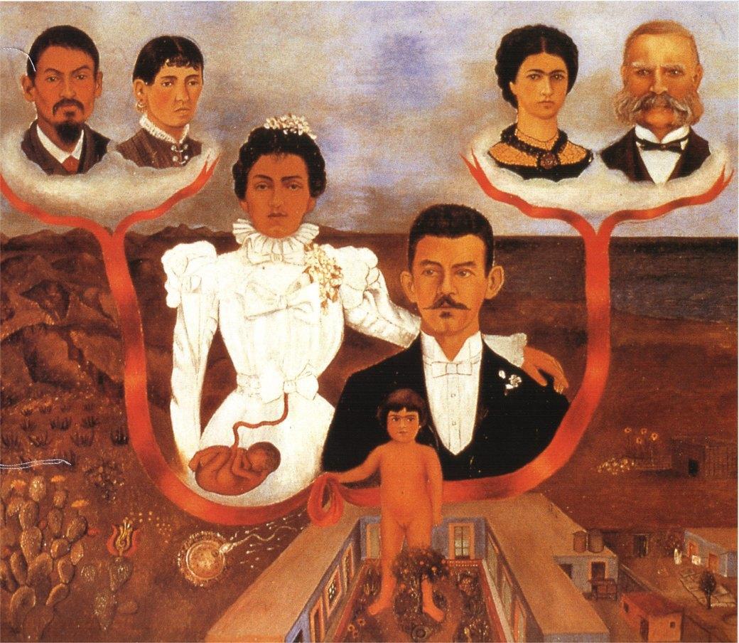 Фрида Кало: История преодоления, полная противоречий. Изображение № 6.