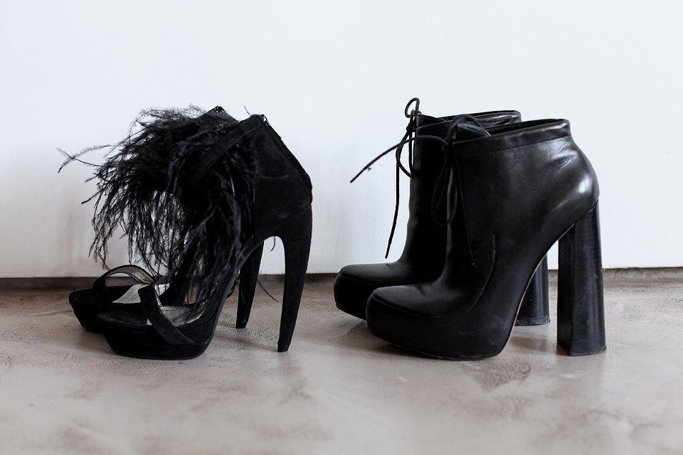 Гардероб: Катя Бутко, блогер и создатель  винтажного магазина. Изображение № 42.