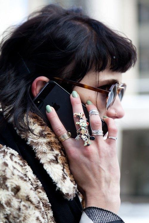 Неделя моды в Нью-Йорке,  часть I. Изображение № 30.