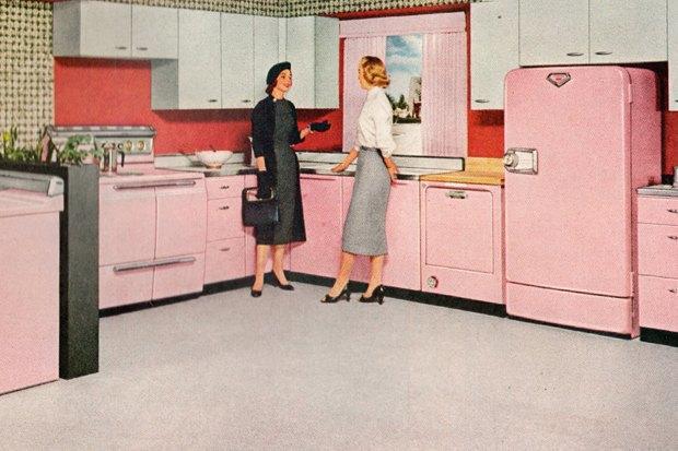 Как розовый стал «женским» цветом. Изображение № 7.