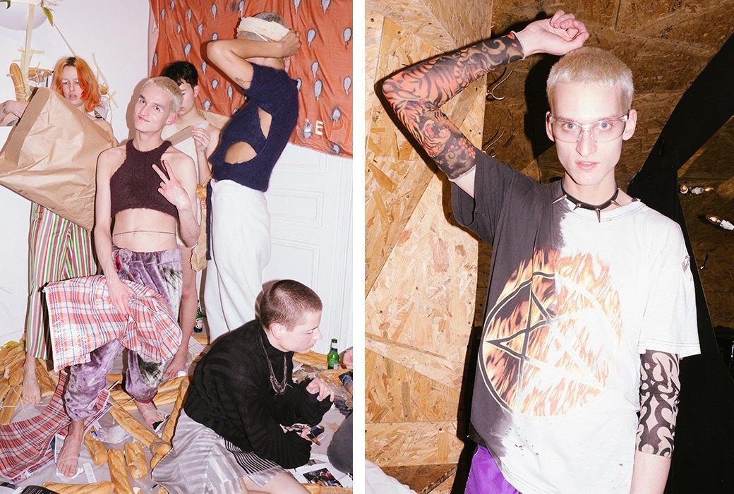 Бедные и клевые: Другая жизнь на Неделе моды в Париже. Изображение № 16.
