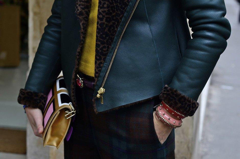 Гости Парижской недели моды FW13, часть 1. Изображение № 10.
