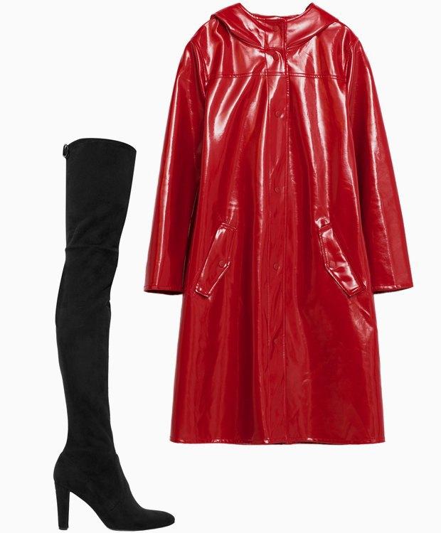Комбо: Чёрное с красным. Изображение № 1.