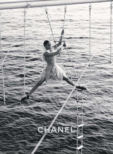 Chanel SS 2012 . Изображение № 195.