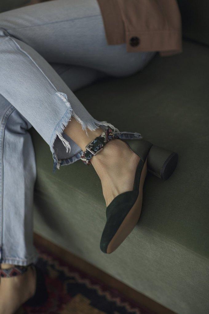 Portal и Анка Цицишвили показали совместную обувную коллекцию . Изображение № 12.
