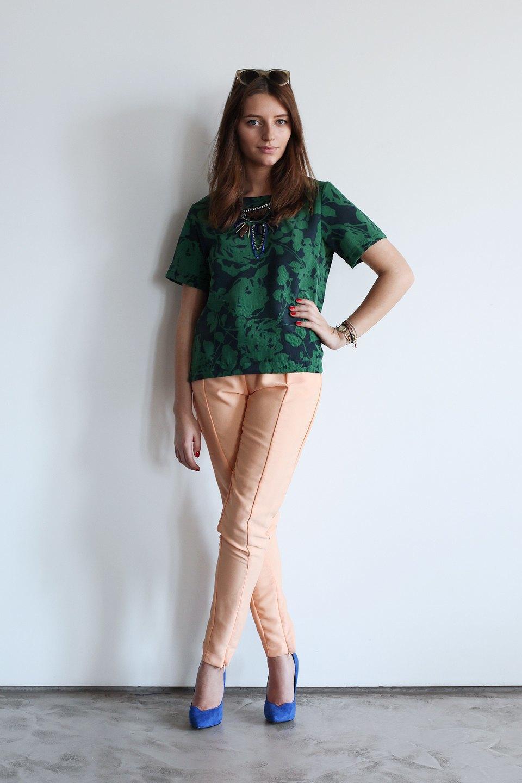 Гардероб: Катя Бутко, блогер и создатель  винтажного магазина. Изображение № 33.
