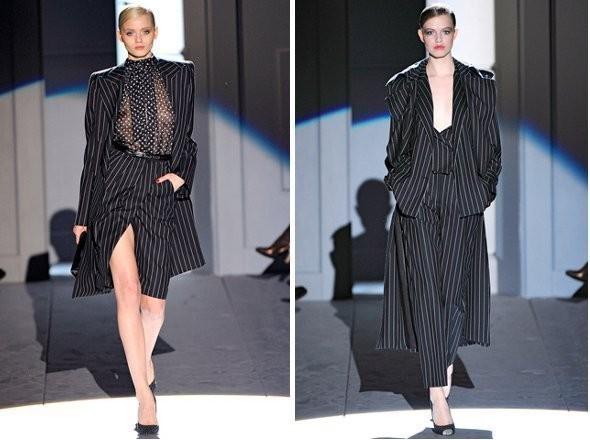 Изображение 8. Показы на Milan Fashion Week FW 2011: день 5.. Изображение № 14.
