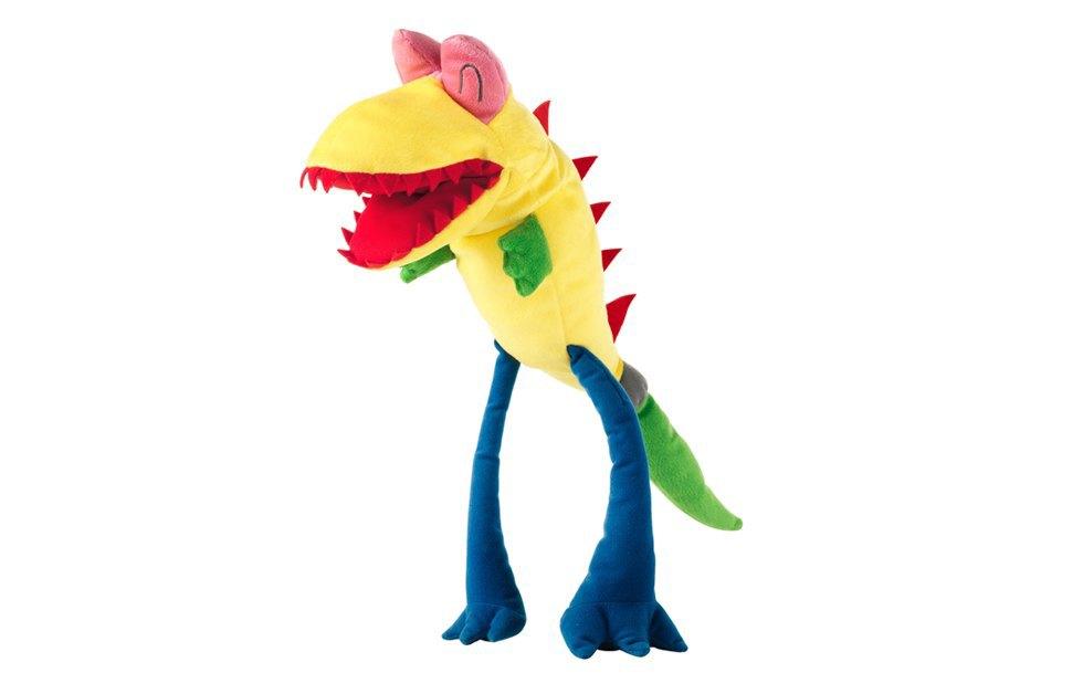 Мягкие игрушки IKEA  по рисункам  детей-посетителей. Изображение № 2.