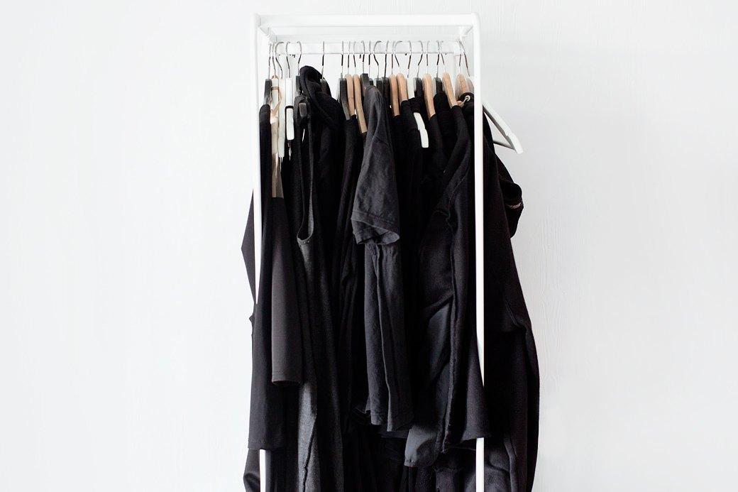 Вне зоны комфорта:  Как я неделю  не носила чёрное. Изображение № 2.