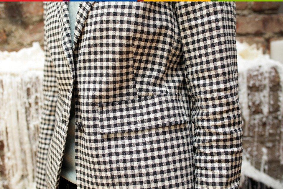 Число Пи: Нью-Йоркский стилист и ее коллекция пиджаков. Изображение № 13.