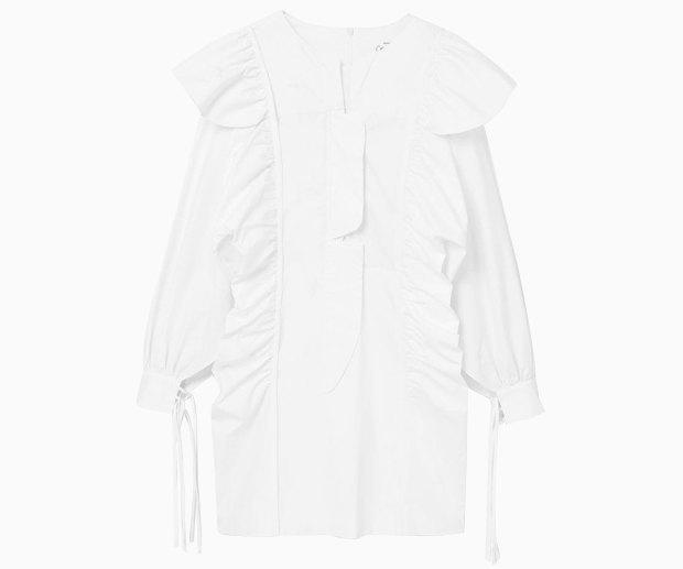 Надел и пошёл: 10 платьев-рубашек от простых до роскошных. Изображение № 11.