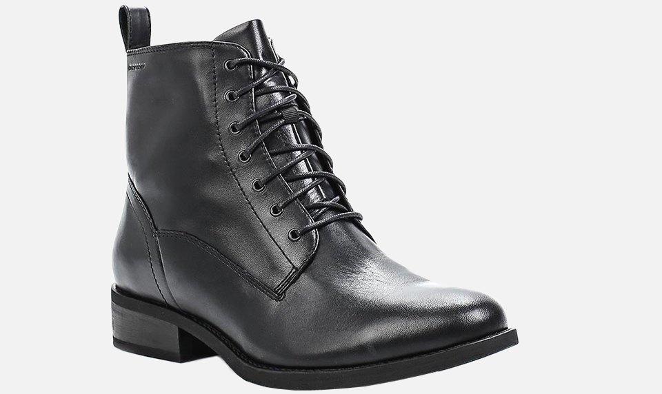 Что носить осенью:  10 пар высоких ботинок  на шнуровке. Изображение № 7.