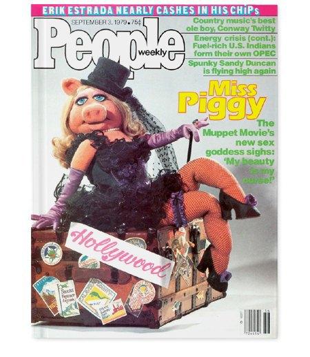 Нечеловек года: Герои детских шоу на журнальных обложках. Изображение № 3.