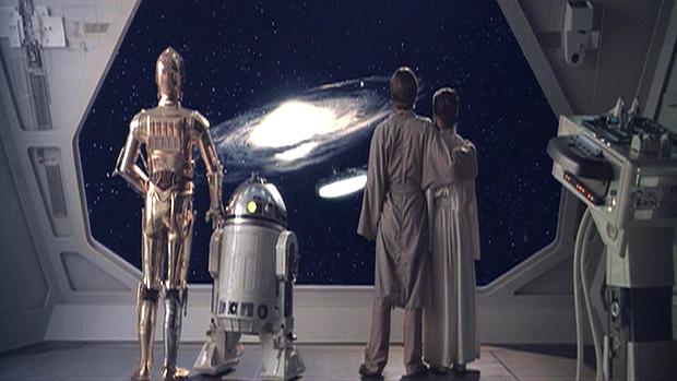 Пара о любимом фильме: «Звездные войны. Эпизод V: Империя наносит ответный удар». Изображение № 33.
