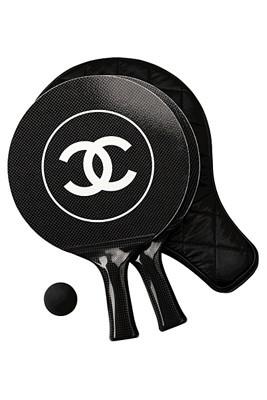 Ракетки для пинг-понга Chanel. Изображение № 142.