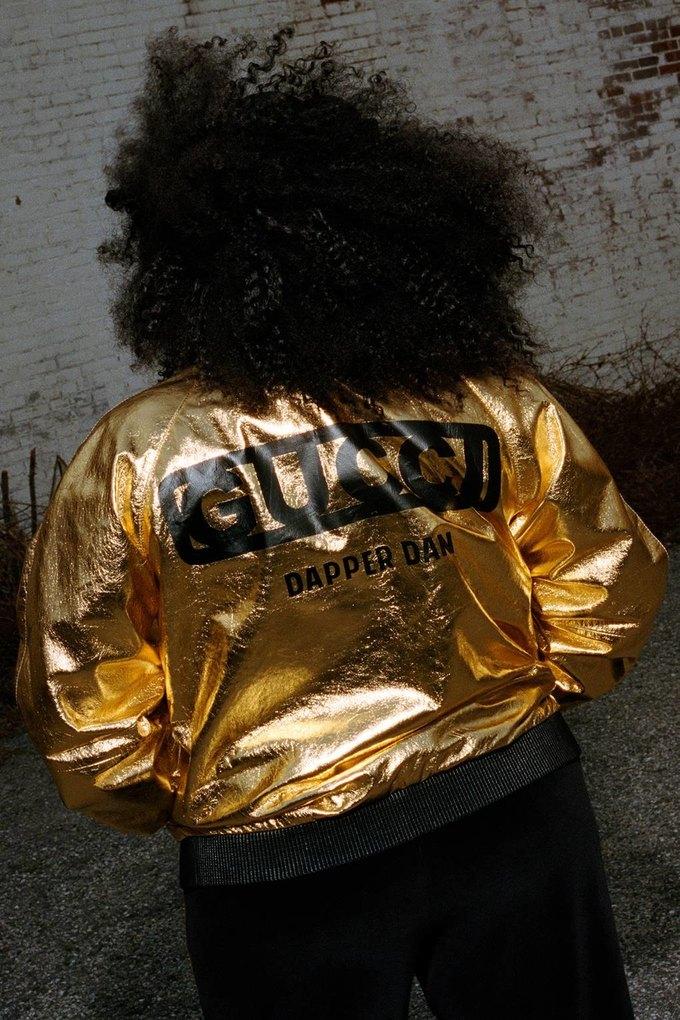 Gucci показали коллаб с дизайнером Дэппер Дэном. Изображение № 28.