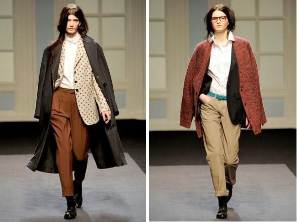 Показы на London Fashion Week AW 2011: день 4. Изображение № 20.